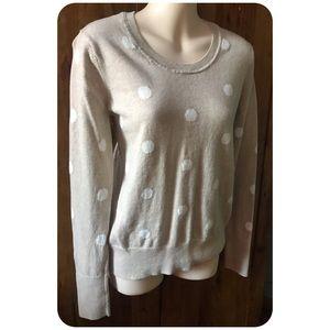 Sweaters - Polka Dot GAP Lite Sweater Size Medium